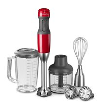 KitchenAid botmixer, Empire Red