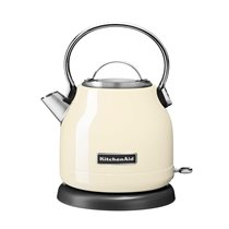 KitchenAid elektromos vízforraló 1.25 l, Almond Cream
