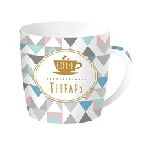 "Nuova R2S Porceláncsésze ""Coffee or Tea - Therapy"" 350 ml  - Nuova R2S"