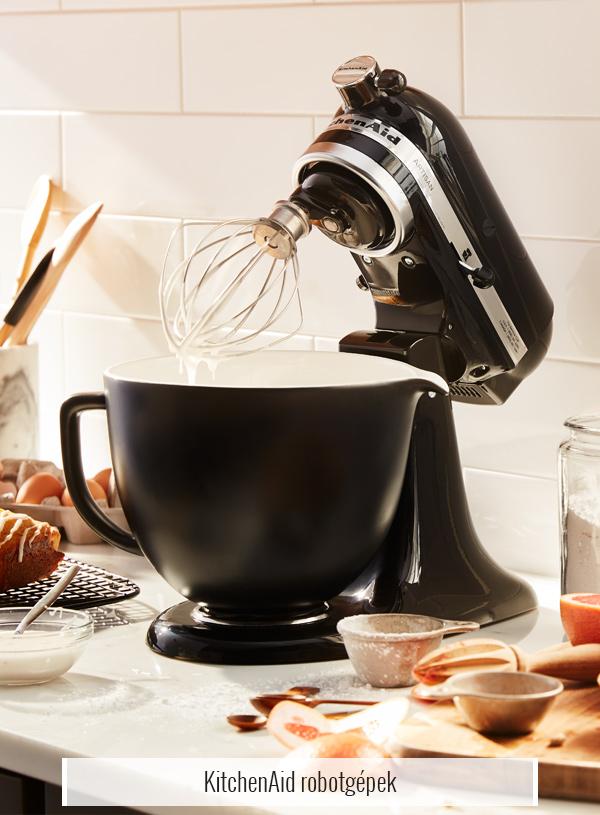 KitchenAid robotgépek